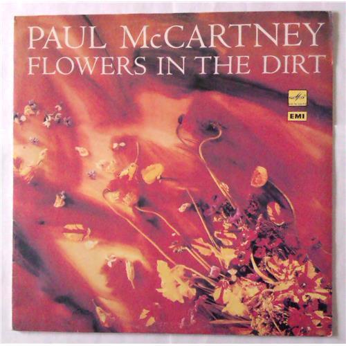 Виниловые пластинки  Paul McCartney – Flowers In The Dirt / А60 00705 006 в Vinyl Play магазин LP и CD  04631
