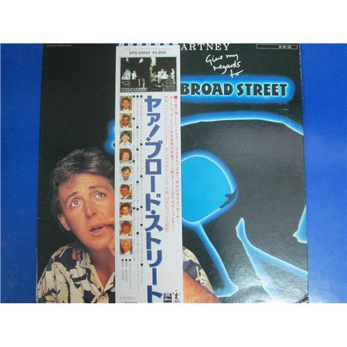 Виниловые пластинки  Paul McCartney – Give My Regards To Broad Street / EPS-91094 в Vinyl Play магазин LP и CD  03304