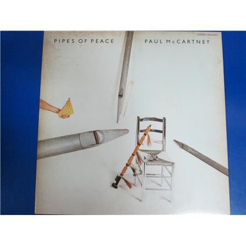 Виниловые пластинки  Paul McCartney – Pipes Of Peace / EPS-91071 в Vinyl Play магазин LP и CD  01564