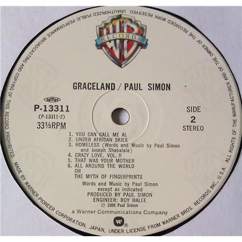 Картинка  Виниловые пластинки  Paul Simon – Graceland / P-13311 в  Vinyl Play магазин LP и CD   05733 5