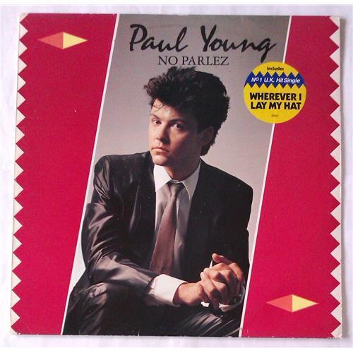 Виниловые пластинки  Paul Young – No Parlez / CBS 25521 в Vinyl Play магазин LP и CD  05917