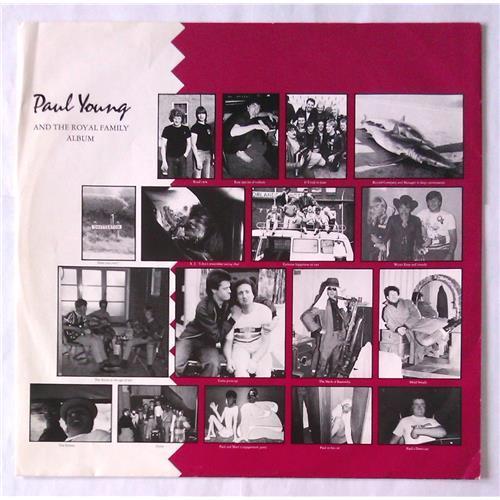 Картинка  Виниловые пластинки  Paul Young – No Parlez / CBS 25521 в  Vinyl Play магазин LP и CD   05917 2