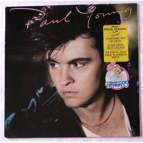 Виниловые пластинки  Paul Young – The Secret Of Association / CBS 26234 в Vinyl Play магазин LP и CD  04798