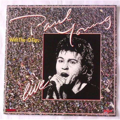 Виниловые пластинки  Paul Young With The >>Q-Tips<< – Live / 66.359 в Vinyl Play магазин LP и CD  06208