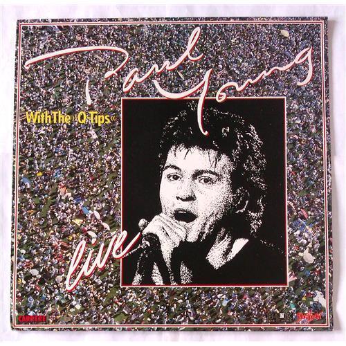 Виниловые пластинки  Paul Young With The >>Q-Tips<< – Live / 66.359 в Vinyl Play магазин LP и CD  06541