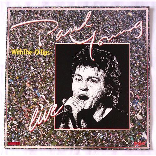 Виниловые пластинки  Paul Young With The >>Q-Tips<< – Live / 66.359 в Vinyl Play магазин LP и CD  06542