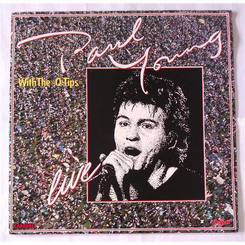 Виниловые пластинки  Paul Young With The >>Q-Tips<< – Live / 66.359 в Vinyl Play магазин LP и CD  06927