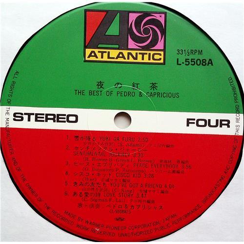 Картинка  Виниловые пластинки  Pedro & Capricious – The Best Of Pedro & Capricious / L-5507~8A в  Vinyl Play магазин LP и CD   07263 8