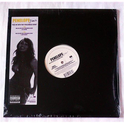 Виниловые пластинки  Penelope Jones – Miss Me With That Foolishness Remix / B0006885-11 / Sealed в Vinyl Play магазин LP и CD  07114