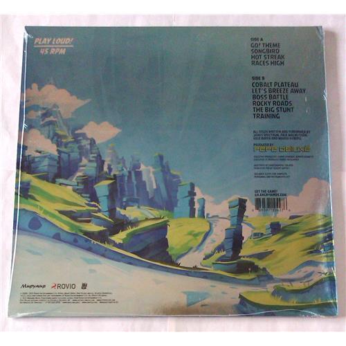 Картинка  Виниловые пластинки  Pepe Deluxe – Angry Birds Go! Original Soundtrack / MIR 100755 / Sealed в  Vinyl Play магазин LP и CD   06872 1