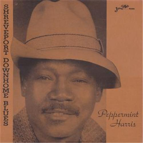 Виниловые пластинки  Peppermint Harris – Shreveport Downhome Blues /  PLP-718 в Vinyl Play магазин LP и CD  00287