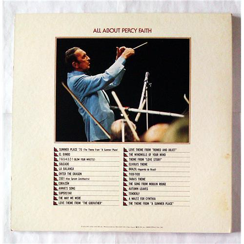 Картинка  Виниловые пластинки  Percy Faith And His Orchestra – All About Percy Faith / SOPW89~90 в  Vinyl Play магазин LP и CD   07385 3