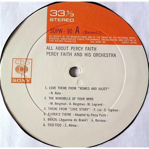 Картинка  Виниловые пластинки  Percy Faith And His Orchestra – All About Percy Faith / SOPW89~90 в  Vinyl Play магазин LP и CD   07385 7