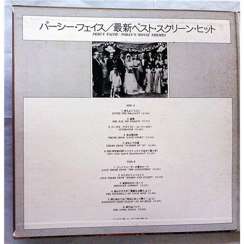 Картинка  Виниловые пластинки  Percy Faith And His Orchestra – Today's Movie Themes / SOPM 113 в  Vinyl Play магазин LP и CD   07411 1