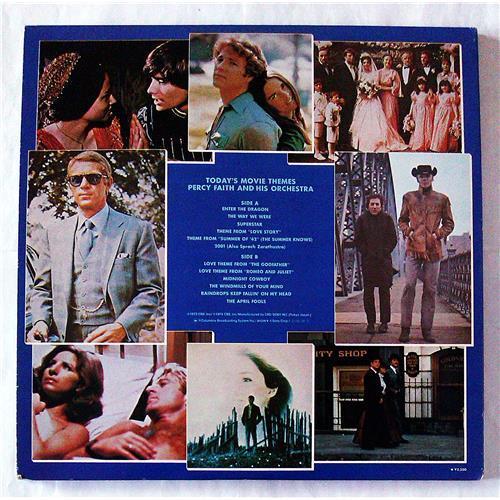 Картинка  Виниловые пластинки  Percy Faith And His Orchestra – Today's Movie Themes / SOPM 113 в  Vinyl Play магазин LP и CD   07411 3