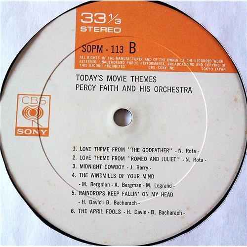 Картинка  Виниловые пластинки  Percy Faith And His Orchestra – Today's Movie Themes / SOPM 113 в  Vinyl Play магазин LP и CD   07411 5