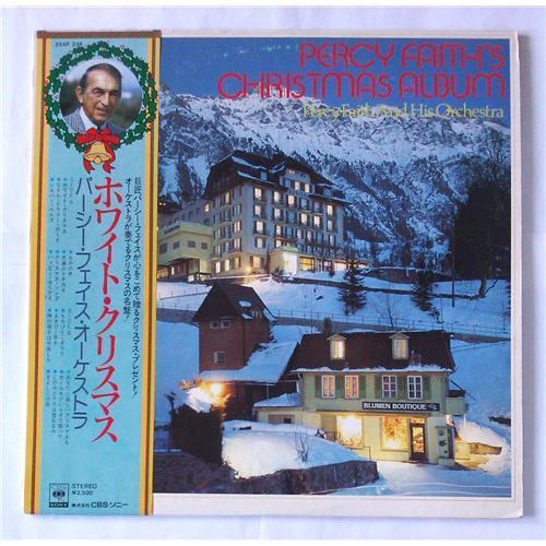 Виниловые пластинки  Percy Faith – Christmas Album / 25AP 236 в Vinyl Play магазин LP и CD  05763