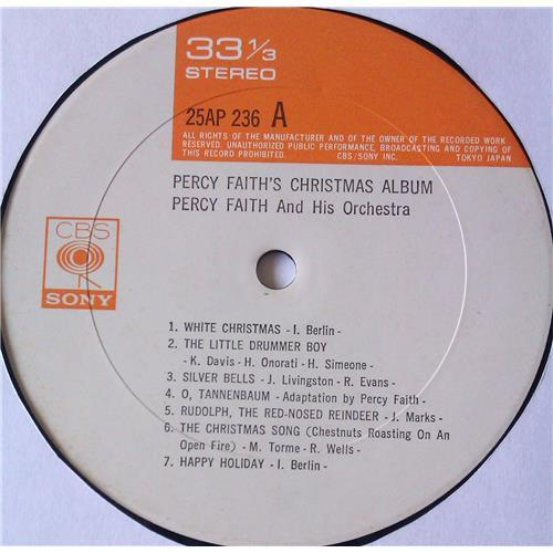 Картинка  Виниловые пластинки  Percy Faith – Christmas Album / 25AP 236 в  Vinyl Play магазин LP и CD   05763 3