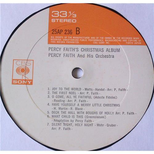 Картинка  Виниловые пластинки  Percy Faith – Christmas Album / 25AP 236 в  Vinyl Play магазин LP и CD   05763 4