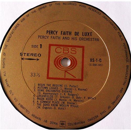 Картинка  Виниловые пластинки  Percy Faith – De Luxe / XS-1-C в  Vinyl Play магазин LP и CD   07068 4