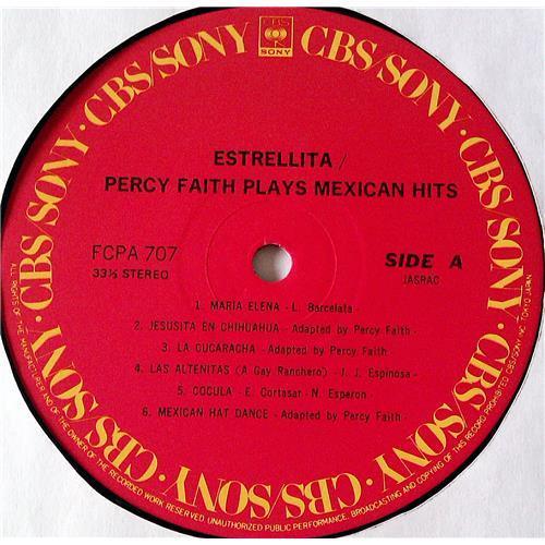 Картинка  Виниловые пластинки  Percy Faith – Estrellita / Percy Faith Plays Mexican Hits / FCPA 707 в  Vinyl Play магазин LP и CD   07255 2