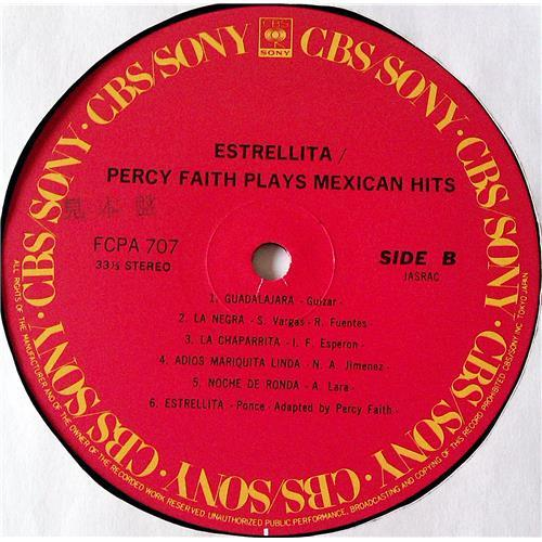 Картинка  Виниловые пластинки  Percy Faith – Estrellita / Percy Faith Plays Mexican Hits / FCPA 707 в  Vinyl Play магазин LP и CD   07255 3