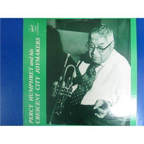 Виниловые пластинки  Percy Humphrey And His Crescent City Joymakers – Percy Humphrey And His Crescent City Joymakers / GHB-85 в Vinyl Play магазин LP и CD  03255