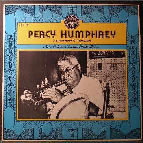 Виниловые пластинки  Percy Humphrey – At Manny's Tavern / CEN-13 в Vinyl Play магазин LP и CD  02305