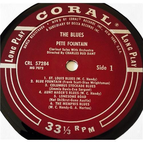 Картинка  Виниловые пластинки  Pete Fountain – The Blues / CRL 57284 в  Vinyl Play магазин LP и CD   07046 2
