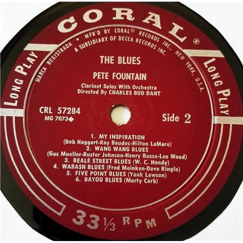 Картинка  Виниловые пластинки  Pete Fountain – The Blues / CRL 57284 в  Vinyl Play магазин LP и CD   07046 3