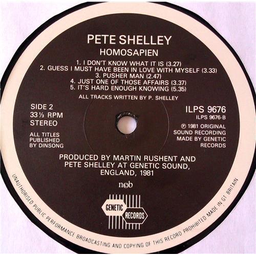 Картинка  Виниловые пластинки  Pete Shelley – Homosapien / ILPS 9676 в  Vinyl Play магазин LP и CD   06508 3
