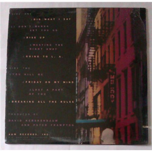Картинка  Виниловые пластинки  Peter Frampton – Breaking All The Rules / SP-3722 в  Vinyl Play магазин LP и CD   04352 1