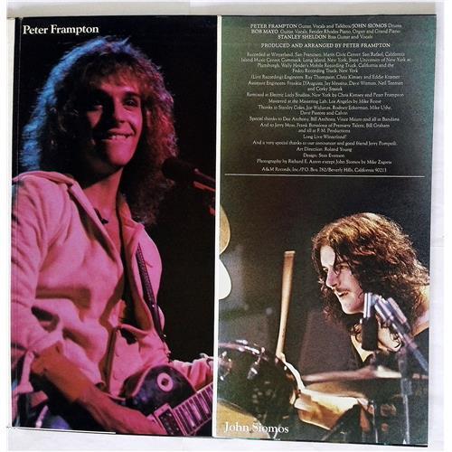 Картинка  Виниловые пластинки  Peter Frampton – Frampton Comes Alive! / GXG 1003/4 в  Vinyl Play магазин LP и CD   07647 2