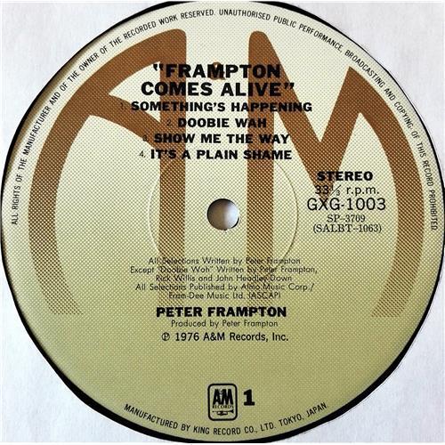 Картинка  Виниловые пластинки  Peter Frampton – Frampton Comes Alive! / GXG 1003/4 в  Vinyl Play магазин LP и CD   07647 6