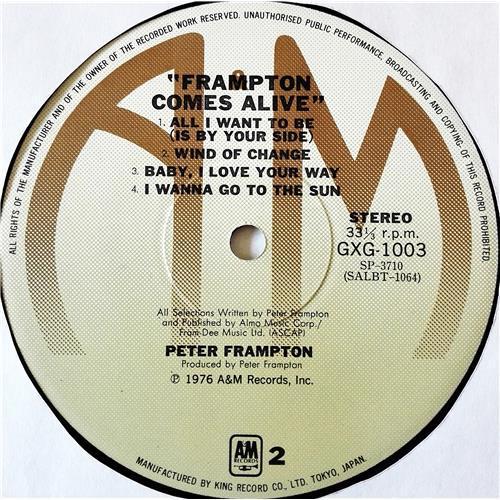 Картинка  Виниловые пластинки  Peter Frampton – Frampton Comes Alive! / GXG 1003/4 в  Vinyl Play магазин LP и CD   07647 7
