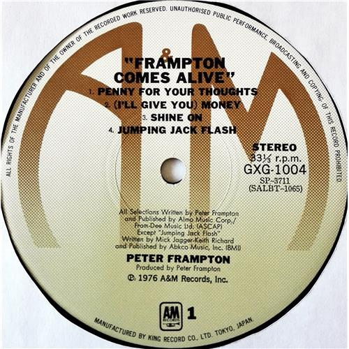 Картинка  Виниловые пластинки  Peter Frampton – Frampton Comes Alive! / GXG 1003/4 в  Vinyl Play магазин LP и CD   07647 8