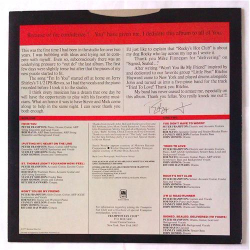 Картинка  Виниловые пластинки  Peter Frampton – I'm In You / AMLK 64704 в  Vinyl Play магазин LP и CD   05005 3