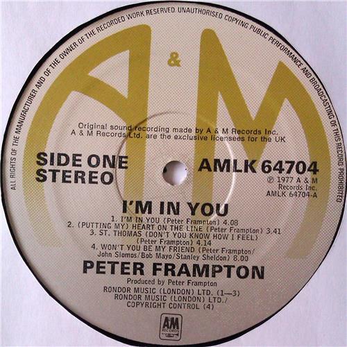 Картинка  Виниловые пластинки  Peter Frampton – I'm In You / AMLK 64704 в  Vinyl Play магазин LP и CD   05005 6