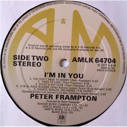 Картинка  Виниловые пластинки  Peter Frampton – I'm In You / AMLK 64704 в  Vinyl Play магазин LP и CD   05005 7
