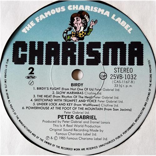 Картинка  Виниловые пластинки  Peter Gabriel – Birdy / 25VB-1032 в  Vinyl Play магазин LP и CD   07544 5