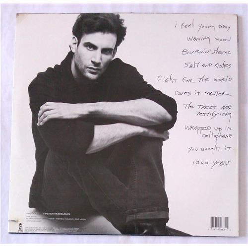 Картинка  Виниловые пластинки  Peter Himmelman – Gematria / ISL 1153 в  Vinyl Play магазин LP и CD   06474 1