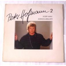Peter Hofmann – Peter Hofmann 2 - Ivory Man / Songs & Ballads / CBS 25908
