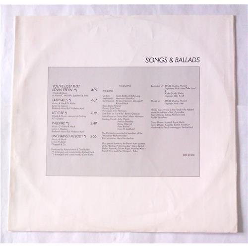 Картинка  Виниловые пластинки  Peter Hofmann – Peter Hofmann 2 - Ivory Man / Songs & Ballads / CBS 25908 в  Vinyl Play магазин LP и CD   06708 5