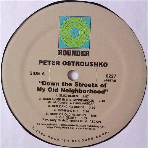 Картинка  Виниловые пластинки  Peter Ostroushko – Down The Streets Of My Old Neighborhood / 0227 в  Vinyl Play магазин LP и CD   04600 2