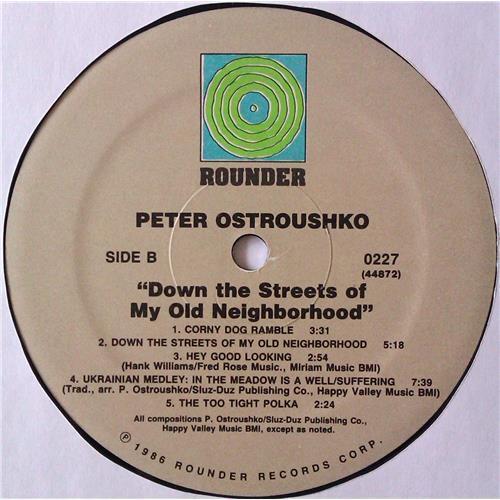 Картинка  Виниловые пластинки  Peter Ostroushko – Down The Streets Of My Old Neighborhood / 0227 в  Vinyl Play магазин LP и CD   04600 3
