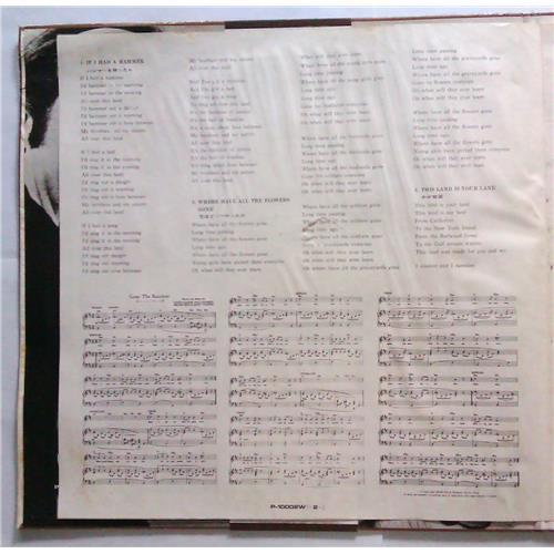 Картинка  Виниловые пластинки  Peter, Paul & Mary – Peter, Paul & Mary De Luxe / P-10002W в  Vinyl Play магазин LP и CD   04407 3