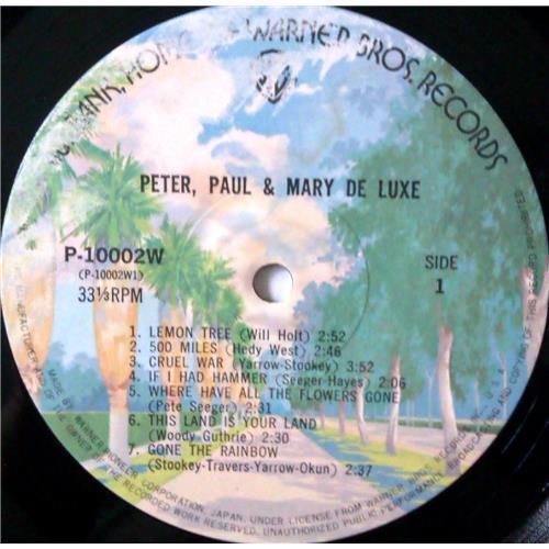 Картинка  Виниловые пластинки  Peter, Paul & Mary – Peter, Paul & Mary De Luxe / P-10002W в  Vinyl Play магазин LP и CD   04407 8