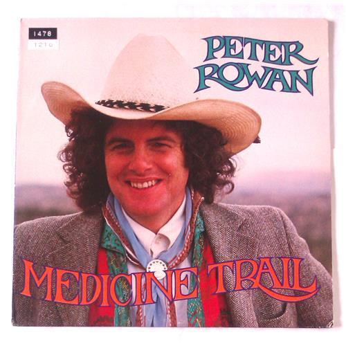 Виниловые пластинки  Peter Rowan – Medicine Trail / FF 205 в Vinyl Play магазин LP и CD  06598