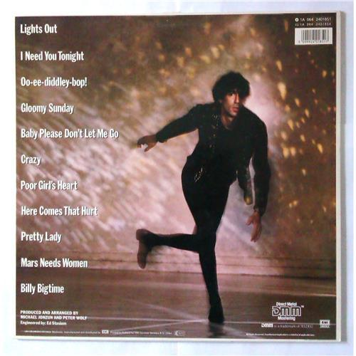 Картинка  Виниловые пластинки  Peter Wolf – Lights Out / 1A 064-24 0185 1 в  Vinyl Play магазин LP и CD   04380 1