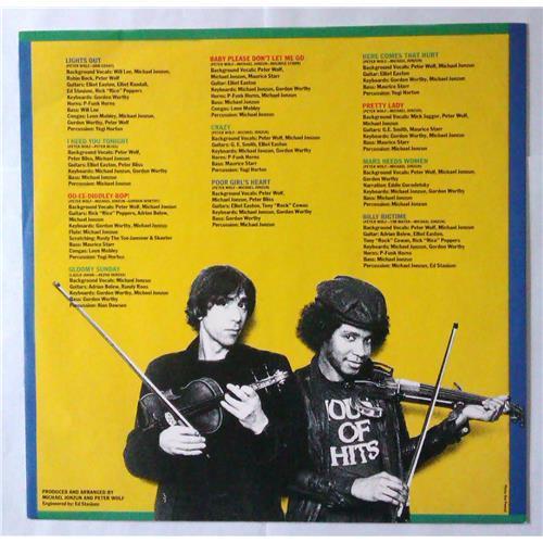 Картинка  Виниловые пластинки  Peter Wolf – Lights Out / 1A 064-24 0185 1 в  Vinyl Play магазин LP и CD   04380 2